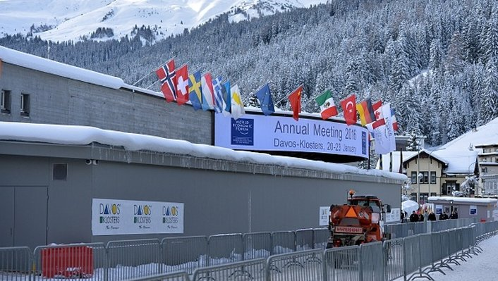 World leaders meet in Davos for World Economic Forum