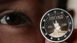 A total of 4.5 million new €2 coins will be issued by the Central Bank