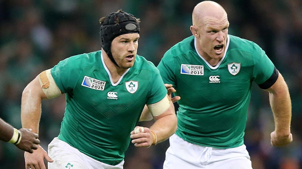 Donal Lenihan says Sean O'Brien is the next best thing after Paul O'Connell