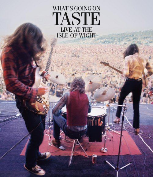 New DVD/Blu-Ray captures Taste in the summer of 1970 shortly before the parting of the ways .
