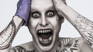 Jared Leto admits he has big shoes to fill in his portrayal of the Joker