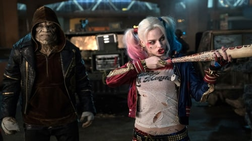 Suicide Squad goes on release on Friday