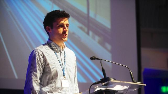 Soundwave's chief executive Brendan O'Driscoll