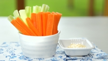 Six Women's Snack Options to choose from in the OT Food Plan