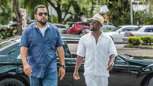 The same again from Ice Cube and Kevin Hart