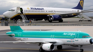EasyJet, Ryanair and Aer Lingus owner IAG could be among the airlines likely to be most affected when UK shareholders are no longer EU nationals