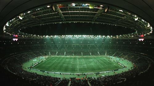 The Stade de France in Paris
