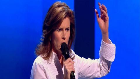 The Voice of Ireland Extras: Maria Cuche