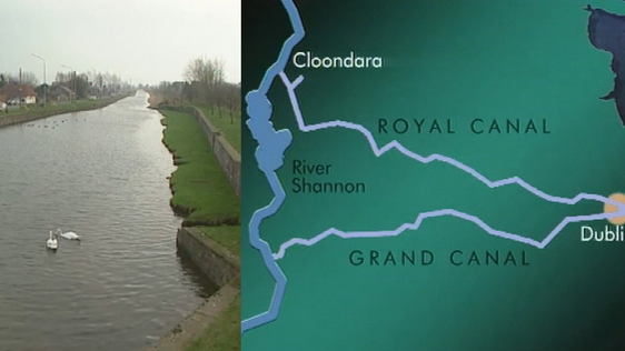Royal Canal Restoration Plans