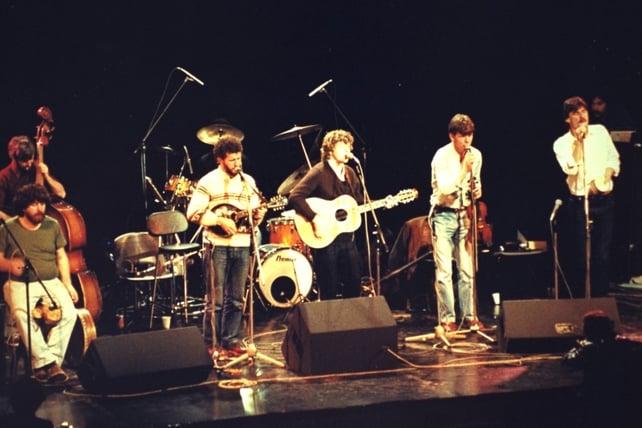 Stocktons Wing in concert on 'Festival Folk'  (1983)