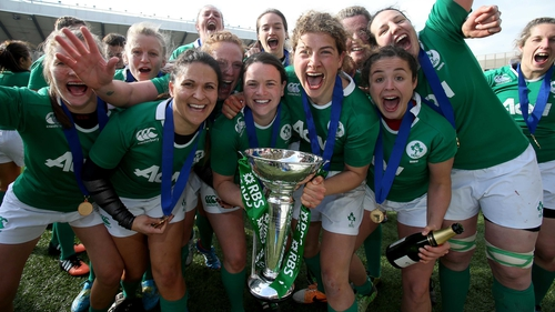 Ireland are looking to defend the Six Nations title they captured last year