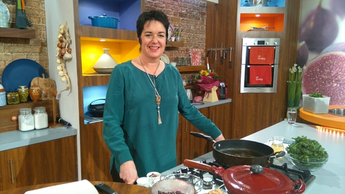 Eunice Power's Superfood Stew: Today show