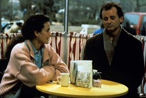 Bill Murray and Andie McDowall in Groundhog Day