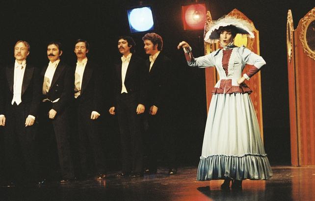 Sandie Jones, Olympia Theatre, 1981
