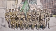 Irish history inspires artist Mick O'Dea