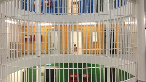 Inside the new Cork prison