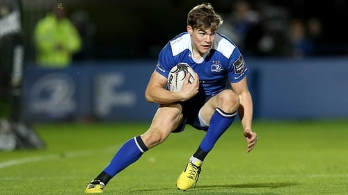 Ronan O'Gara: 'There's absolutely no doubt that Ringrose has a lot to offer... you can be sure he will get his opportunity'