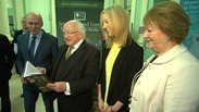 National Library receives oral history project of 1916 Rising