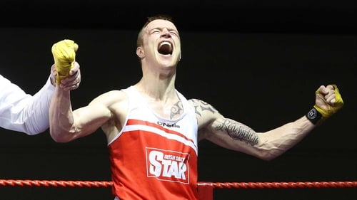 Stephen Donnelly has already booked his ticket to Rio