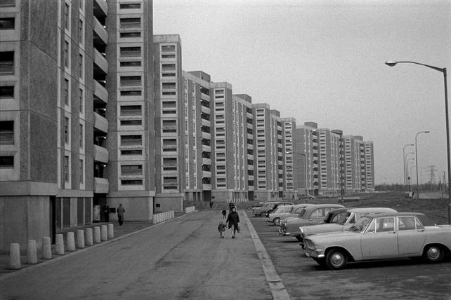 Ballymun Flats (1968)