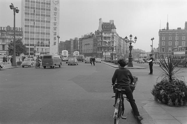 O'Connell Bridge 1966