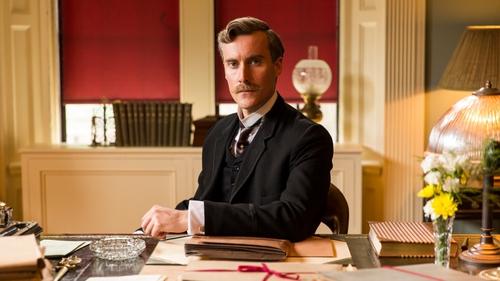 Tom Turner as Charles Hammond in Rebellion