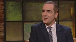 The Late Late Show Extras: James Nesbitt