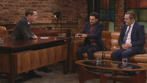 The Late Late Show Extras: Dynamo
