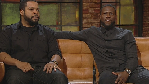 The Late Late Show Extras: Kevin Hart and Ice Cube