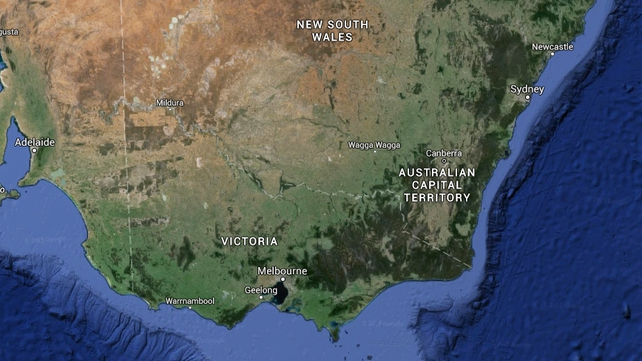 It is believed the man, a tourist in Australia, may have hit his head as he fell in (Pic: Google Maps)