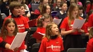 More than 1,100 singers rehearse for special Easter concert