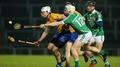 Clare take slim win over Limerick