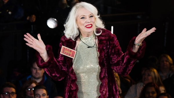 Angie Bowie probably won't do more reality TV