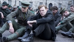 Brian Gleeson starred in Rebelllion and will be back for the follow up