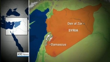 63 dead after airstrikes in Syria