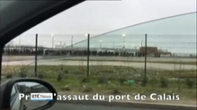 Arrests after security breach at Calais Port