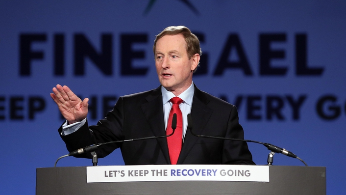 Fine Gael emphasises stability at Ard Fheis