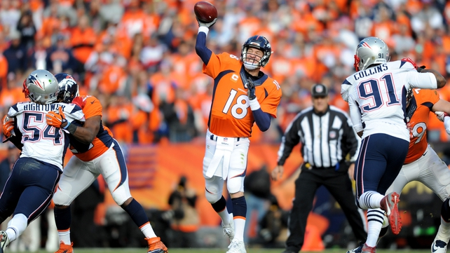 Super Bowl 50: Denver Broncos vs Carolina Panthers