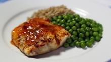 Curry Coconut Fish Parcel: Op Trans Food Plan