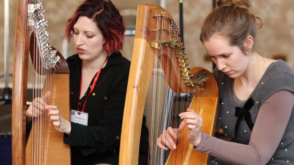 Comhdháil na gCeoltóirí - The Musicians' Congress