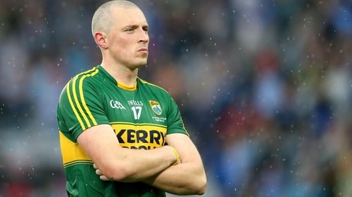 Kieran Donaghy was on the losing side in last year's All-Ireland final