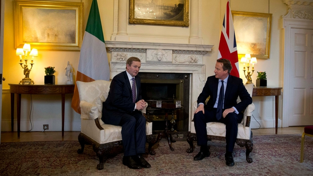 Enda Kenny said he believes all of Britain's demands for EU re-negotiations are solvable