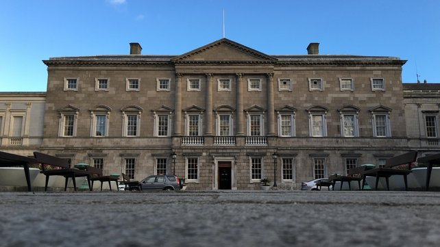 Who will hold the keys to Leinster House when all the fun is over?