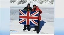 British explorer dies during Antarctica solo trip