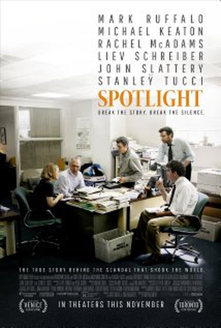 "Tom McCarthy, director of ""Spotlight"""