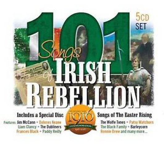 "Review: ""101 Songs of Irish Rebellion"""