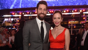 John Krasinski and wife Emily Blunt expecting second baby