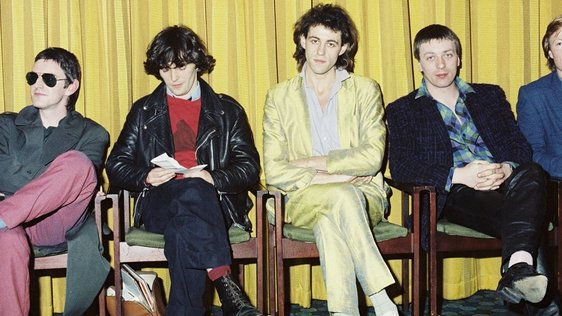 The Boomtown Rats in 198