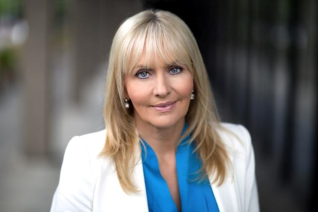 Miriam O'Callaghan - Presenter
