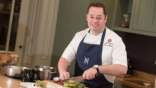Neven Maguire's Warm Chorizo and Chickpea Salad